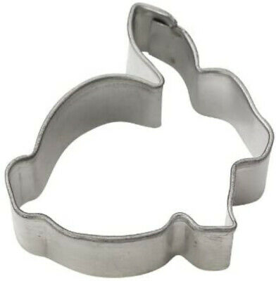 £4.25 • Buy Tinplate Rabbit Bunny Cookie Cutter - 8 Cm Approx