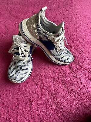 AU18.45 • Buy Used Adidas Pure Boost ZG  Women`s Shoes Trainers Sneakers