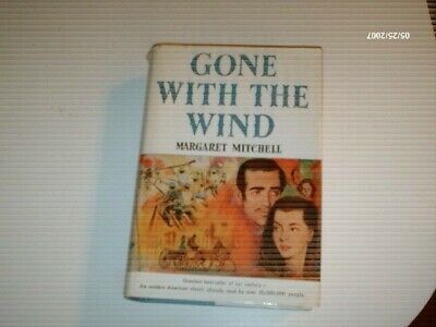 £9.14 • Buy Gone With The Wind  By Margaret Mitchell  Book Club Edition Hardcover DJ