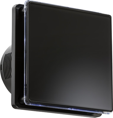 £35.29 • Buy 100mm 4  LED Backlit Extractor Fan With Overrun Timer Knightsbridge