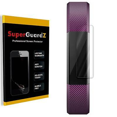 $ CDN9.59 • Buy SuperGuardZ Clear FULL COVER Screen Protector Guard Shield For Fitbit Alta HR