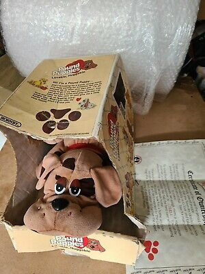£29.95 • Buy Vintage Pound Puppy Yappies Soft Toys Boxed  1984 Hornby   19