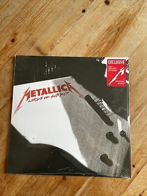"""£6 • Buy Metallica - Lords Of Summer - 12"""" Vinyl - Logo Etched - SEALED MINT"""
