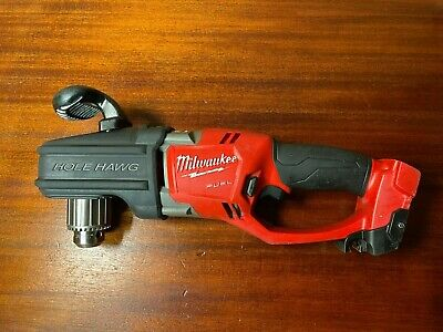 £82 • Buy Milwaukee Fuel M18 CRAD-0 Hole Hawg Right Angle Drill