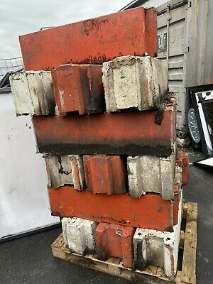 £10 • Buy Traffic Log Road Safety Barriers, Scaffold Protection, Kart Track. Melba.