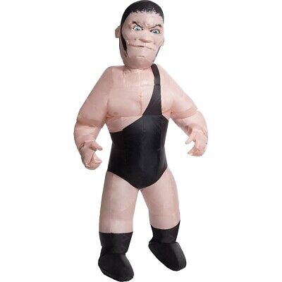 £62.42 • Buy Andre The Giant Inflatable Costume Adult Cosplay WWF WWE Pro Wrestler Wrestling