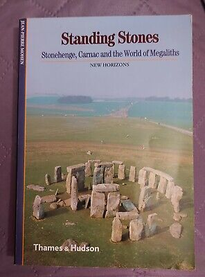 £4 • Buy Standing Stones - Stonehenge, Carnac And The World Of Megaliths, Thames & Hudson