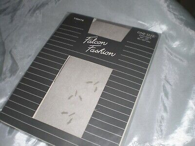 £5.50 • Buy Vintage Kunert  Falcon Fashion Grey Tights Butterfly Design  One Size  42 Hip