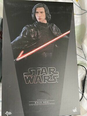 $ CDN17.22 • Buy Hot Toys Star Wars Kylo Ren 1/6 Scale Mms438 With Led Lightsabre