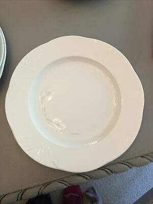 £45 • Buy X6 Villeroy And Boch Arco Weiss Salad Plated 21 Cms Used Once