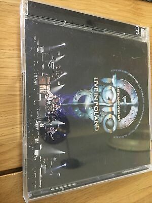 £6 • Buy Toto Live In Poland 35th Anniversary 2cd