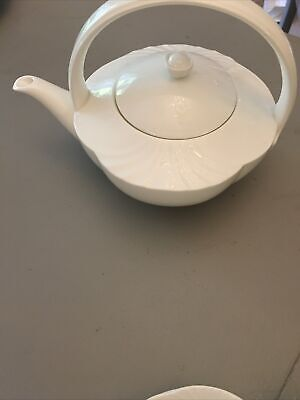 £35 • Buy Villeroy And Boch Arco Weiss Teapot And Lid Stunning 1.5 Pint