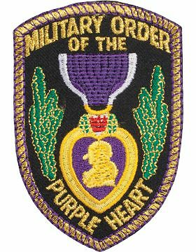$5.20 • Buy N-507 Military Order Of The Purple Heart Patch