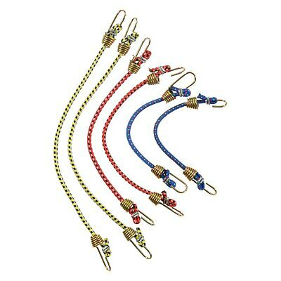 £1.79 • Buy Bungee Strap Cords Best For Car Luggage Elasticated-Hooked (UK)