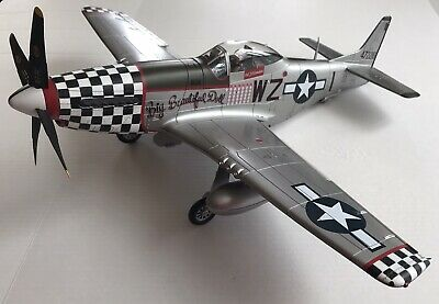 $175 • Buy 21st Century Ultimate Soldier 1/18 P-51D Mustang 'Big Beautiful Doll' WWII