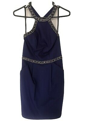 AU45 • Buy Forever New Navy Dress Size 6