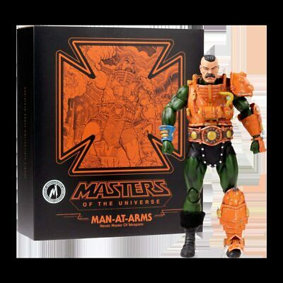 $194.95 • Buy Mondo Tees Masters Of The Universe: Man At Arms 1:6 Scale Figure* BRAND NEW*