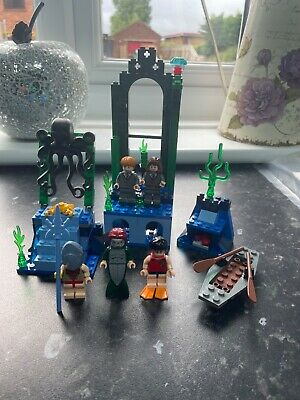 $ CDN129.82 • Buy Lego Harry Potter Rescue From The Merpeople 4762 Rare 99% Complete