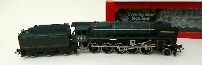 £69.50 • Buy Hornby R065 BR 2-10-0 Class 9f Loco 92220 EVENING STAR Green Zero 1 Fitted(e)