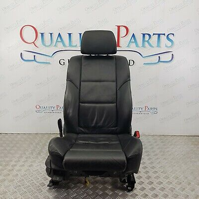 £89.99 • Buy Bmw 5 Series E61 Fl Front Right Driver Side Seat In Leather