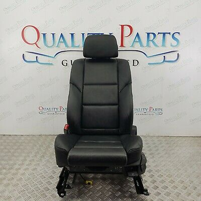 £89.99 • Buy Bmw 5 Series E61 Fl Front Left Passenger Side Seat In Leather