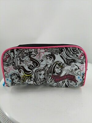 £9.40 • Buy Monster High Pencil Case Holder Bag Pens School Carrying Pouch