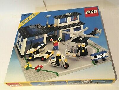 £49.95 • Buy Lego Classic Town #6384 Police Station (1983) With Instructions