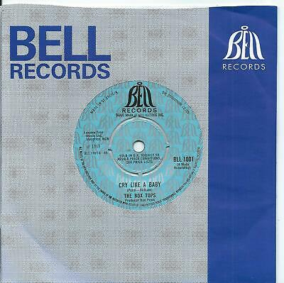 £10 • Buy Box Tops (The):Cry Like A Baby/The Door You Closed To Me:UK Bell:1968