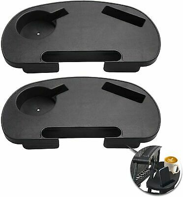 £9.69 • Buy 2 PCS Sun Lounger Cup Holder Zero Gravity Recliner Chair Clip Side Tray Table