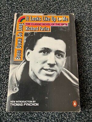 £19.99 • Buy Been Down So Long It Looks Like Up To Me By Richard Farina (Paperback, 1983)