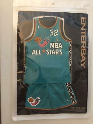 $40 • Buy Enterbay 1/6 Action Figure1996 All Stars Nba Jersey #32 O'neal Jersey