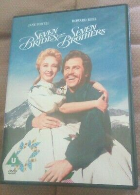 £1.99 • Buy Seven Brides For Seven Brothers DVD