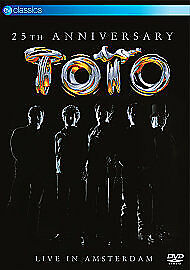 £6.99 • Buy Toto - Live In Amsterdam (DVD, 2009).NEW.