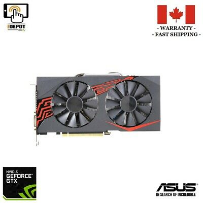 $ CDN349.95 • Buy ASUS Expedition GeForce GTX 1060 6GB GDDR5 Graphics Video Card