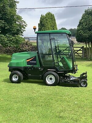 £8000 • Buy Ransomes HR3806 Ride On Mower With V5. No Vat