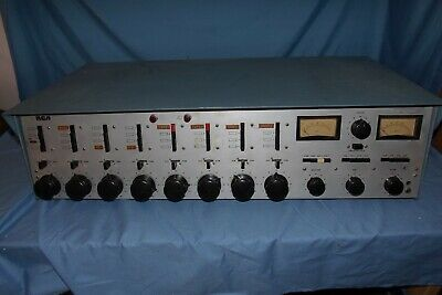 $1000 • Buy RCA BC 18-AS Broadcast Stereo Audio Console