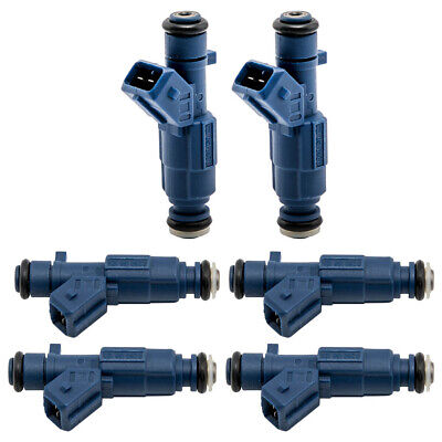 AU67.88 • Buy Fuel Injectors For Ford Territory SX SY SYII  Falcon Fairlane BA BF 4.0L Turbo