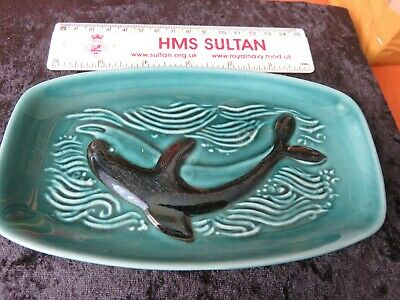 £7.99 • Buy Poole Pottery Dish - Dolphin  - Very Collectable