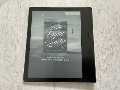 AU93.41 • Buy Amazon Kindle Oasis 9TH Generation 8GB WI-FI, MODEL:CW24WI *SPARES/REPAIRS* _K12