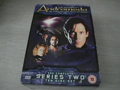£7.94 • Buy ( Andromeda The Complete Second Series 2 ) - Dvd Set - Season Two