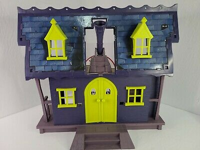 £25.44 • Buy Scooby-doo Mystery Mansion Haunted House Playset Incomplete Hanna Barbera