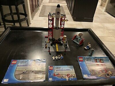 £39.66 • Buy LEGO CITY 'SPACE CENTRE' (3368) 100% COMPLETE W/ FiGS & INSTRUCTIONS