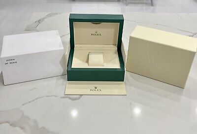 $ CDN351.22 • Buy Authentic NEW STYLE ROLEX SUB DATEJUST GMT Oyster M Green Watch Box 39139.01