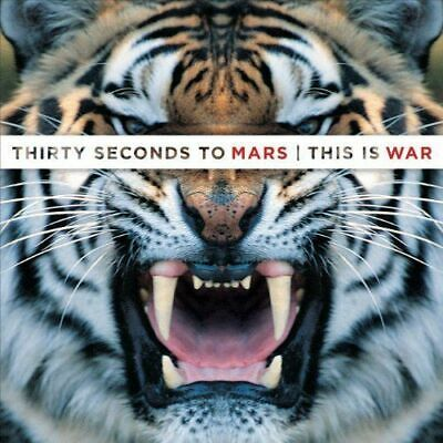 £4.90 • Buy 30 Seconds To Mars - This Is War CD NEW And Sealed