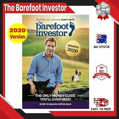 AU23.59 • Buy NEW The Barefoot Investor Updated 2020 By Scott Pape Paperback FREE Shipping AUS
