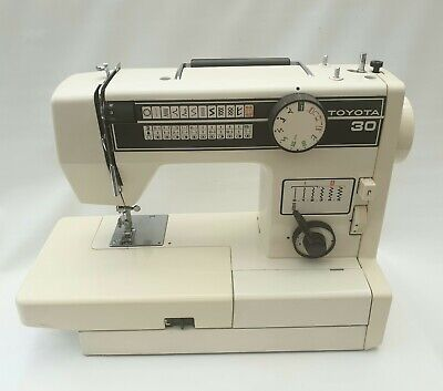£295 • Buy Toyota 30 Semi Industrial Sewing Machine. Full Range Of Automatic Stitches