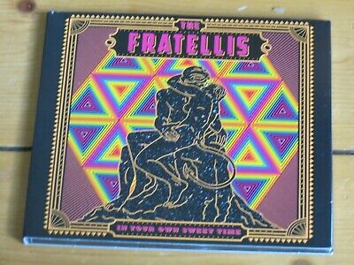 £4.50 • Buy The FRATELLIS: In Your Own Sweet Time CD
