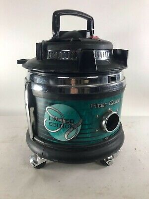 $128 • Buy FILTER QUEEN MAJESTIC Vacuum Cleaner, Limited Edition, Canister Only, Clean!!