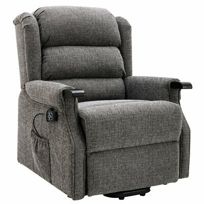 £569.99 • Buy Queensbury Electric Dual Motor Riser And Recliner Lift Chair Rise Recline USB