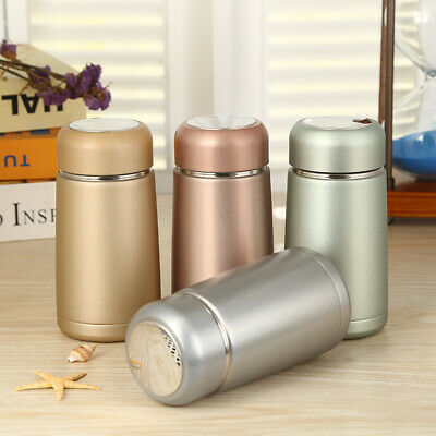 £14.34 • Buy 350ML Stainless Water Bottle Vacuum Flask Insulated Thermos Cup Mini D